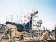 クジラ(15メートル)