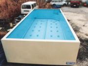 10t型活魚水槽