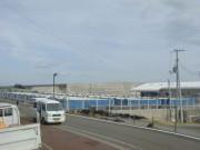海洋深層水利用スジアオノリ養殖施設 8t型水槽 60基
